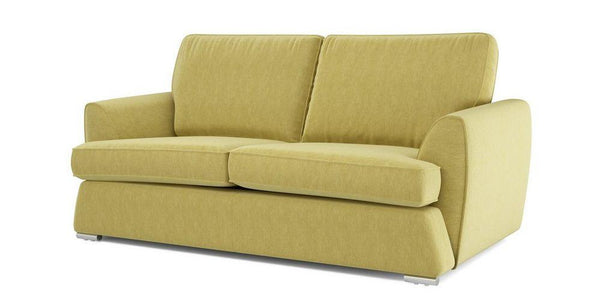 Dyani fresh green fabric sofas Fabric Sofas Sofa Set Online Bangalore