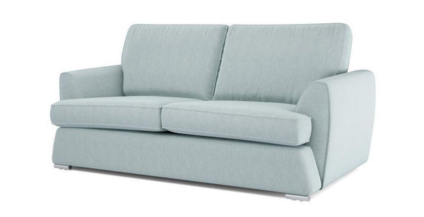 Dyani sky color fabric sofa sets Fabric Sofas Sofa Set Online Bangalore