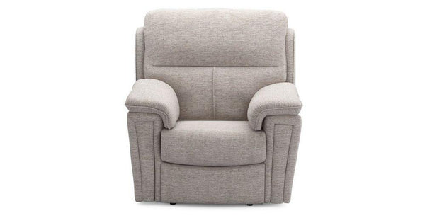 Ember in silver manual recliner Fabric Recliner Sofa Set Online Bangalore 1 Seater