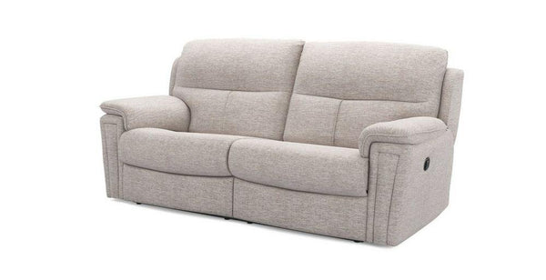 Ember in silver manual recliner Fabric Recliner Sofa Set Online Bangalore