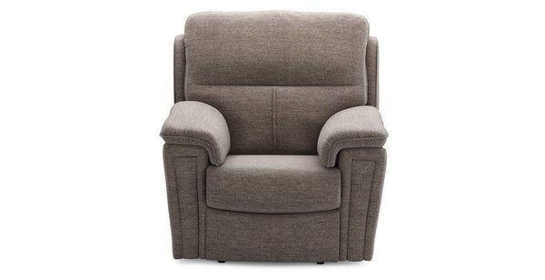 Ember taupe color manual fabric recliner Fabric Recliner Sofa Set Online Bangalore 1 Seater