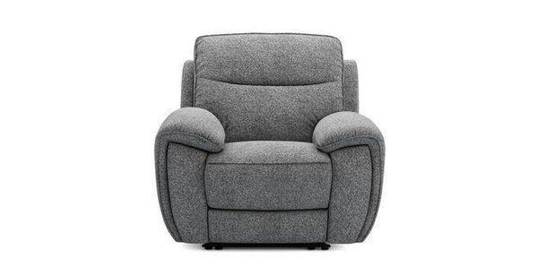 Empire fabric recliner Fabric Recliner Sofa Set Online Bangalore Charcoal 1 Seater