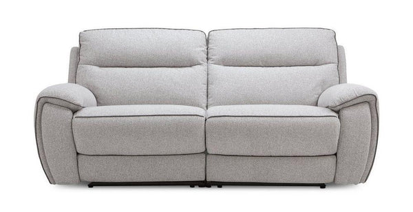 Empire fabric recliner Fabric Recliner Sofa Set Online Bangalore Silver 3 Seater