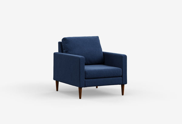 Fabric 1 seater metal sofas Metal Sofa Sofa Set Online Bangalore Pacific Blue Oak
