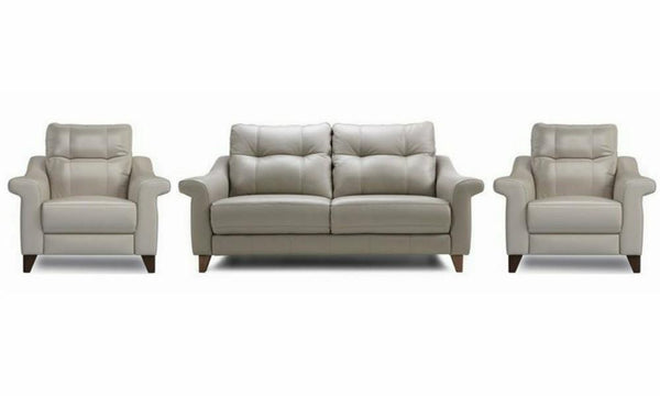 Flair in cygnet art leather sofa Leather Sofa Sofa Set Online Bangalore 3+1+1