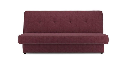 Flic in mulberry sofa cum bed Fabric Sofa cum Bed Sofa Set Online Bangalore