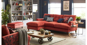 Patterdiana Chaise Sofa Sofa Set Online Bangalore