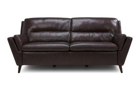 Pienza in barolo art leather sofa set Leather Sofa Sofa Set Online Bangalore 3 Seater
