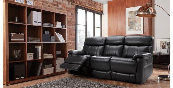 Pryme manual recliner Leather Recliner Sofa Set Online Bangalore