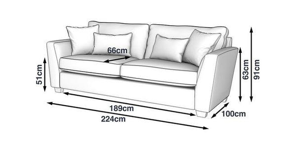 Sophia fabric sofa set Fabric Sofas Sofa Set Online Bangalore