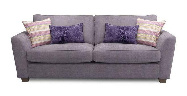 Sophia fabric sofa set Fabric Sofas Sofa Set Online Bangalore Decent 3 Seater