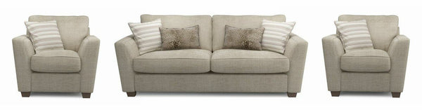 Sophia fabric sofa set Fabric Sofas Sofa Set Online Bangalore Stone 3+1+1