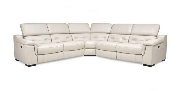 Torino 5 Seater L Shape Genuine Leather Recliner Genuine Leather Recliner Sofa Set Online Bangalore