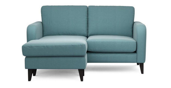 Truth Large Lounger Fabric Sofas Sofa Set Online Bangalore L shape Teal