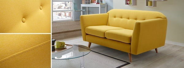 Waverly fabric sofa set Fabric Sofas Sofa Set Online Bangalore