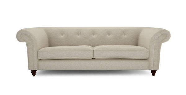 Winchester 3 sofa Fabric Sofas Sofa Set Online Bangalore Cream