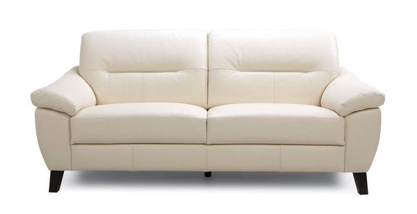 Zyan genuine leather sofa set Genuine Leather Sofa Sofa Set Online Bangalore Cream 3 Seater