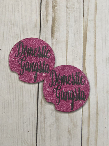 Domestic Gangsta Coasters