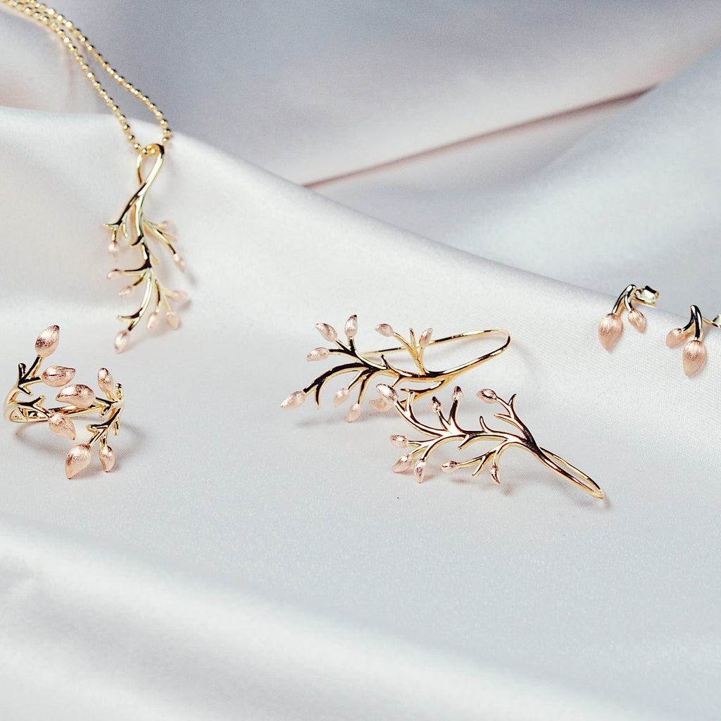 Blooming Branch Pendant
