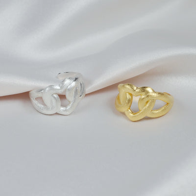 4 Ever Mine - Love Knot Ring