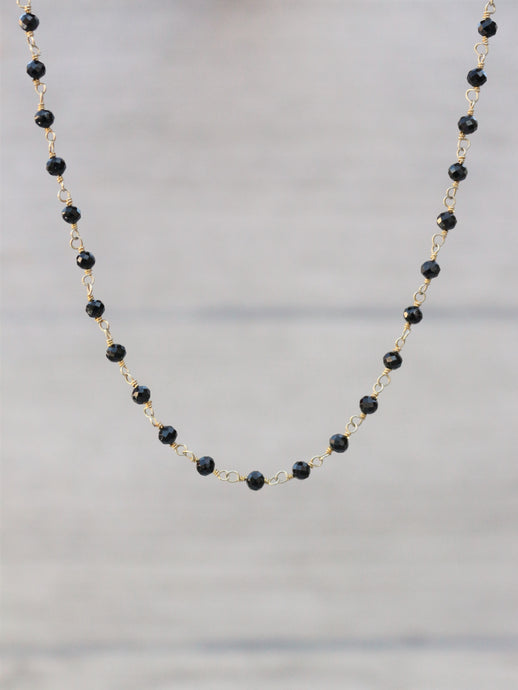 Black_onyx_rosary_beaded_necklace_for_women_gold