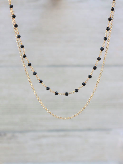 Black_onyx_strand_beaded_necklace_for_women