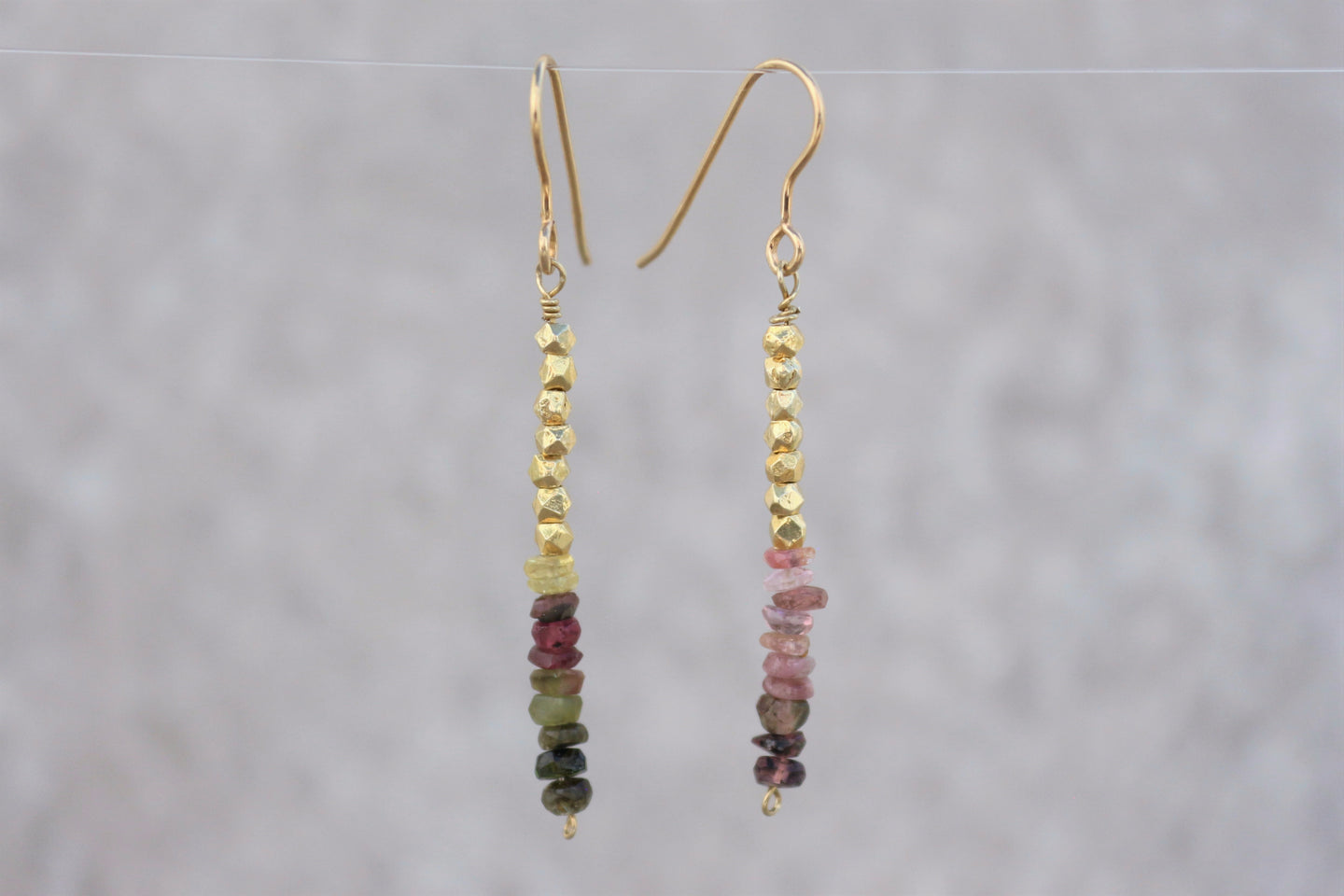 Colorful_line_beaded_earrings_for_her