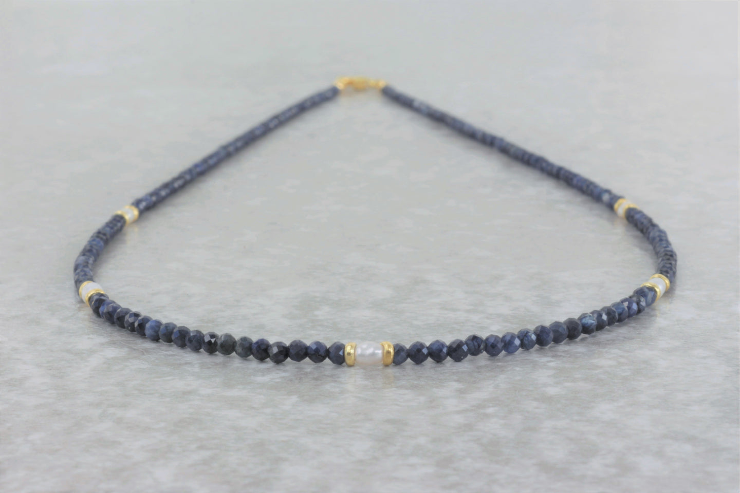 Delicate_blue_sapphire_beaded_necklace_for_women_gold