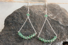 Load image into Gallery viewer, Green_emerald_dangle_earrings_for_women_gold