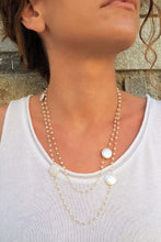 Load image into Gallery viewer, Rosary_style_long_pearl_necklace_for_women