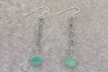Load image into Gallery viewer, Long_line_dangle_earrings