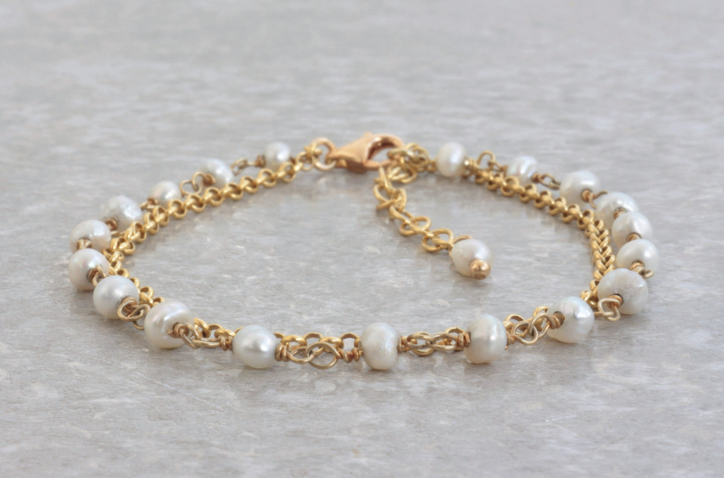 Pearl_beaded_bracelet_rosary_style_gift_for_herPearl_beaded_bracelet_rosary_style_gift_for_her