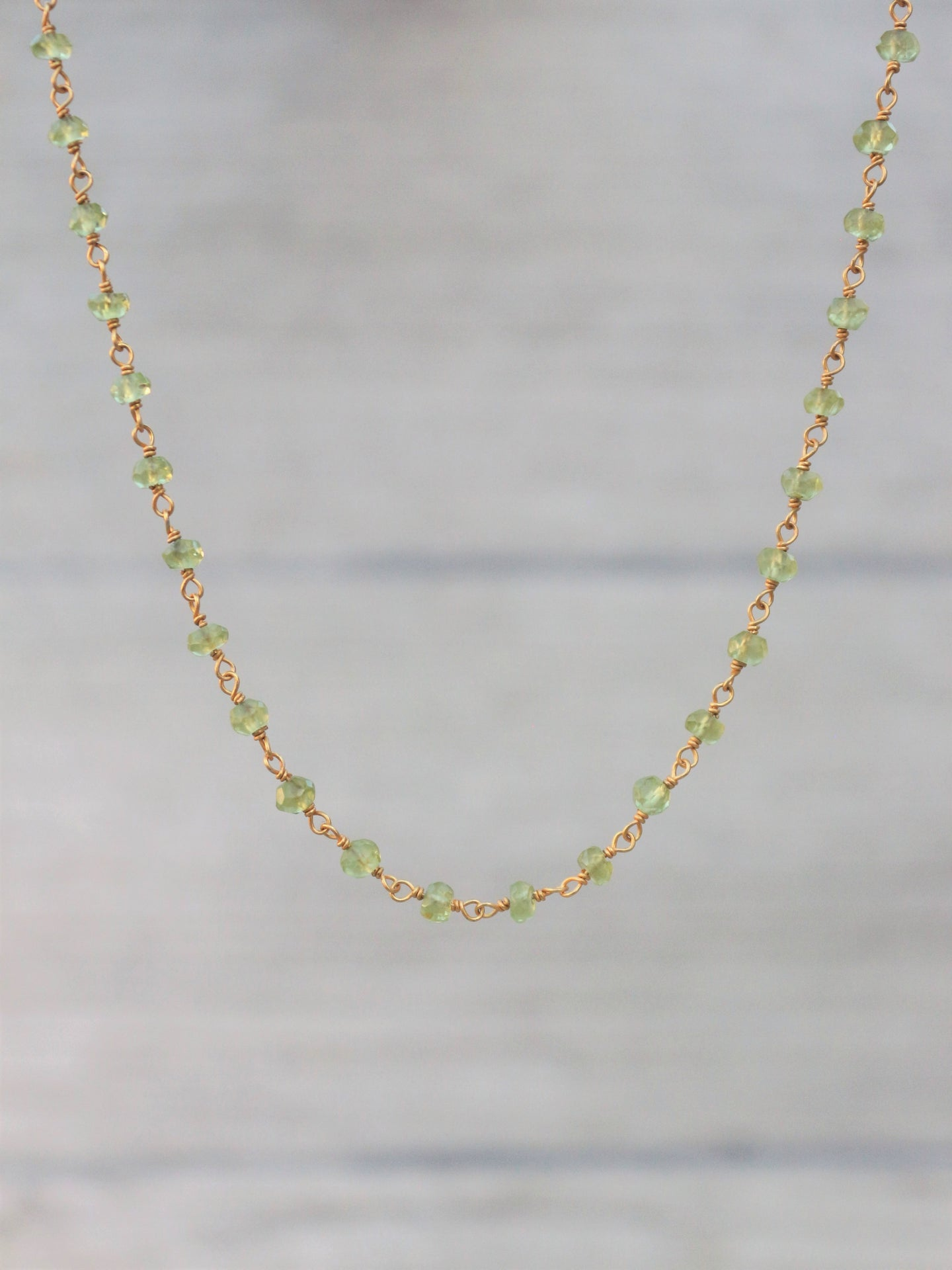 Peridot_Rosary_style_beaded_necklace_for_women