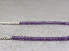 Load image into Gallery viewer, amethyst_beaded_necklace_for_women