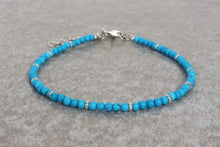 Load image into Gallery viewer, turquoise_beaded_bracele