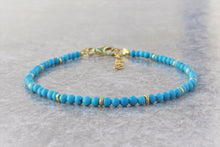 Load image into Gallery viewer, turquoise_beaded_bracelet