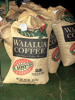 Waialua Estate Peaberry: 100% Oahu Coffee