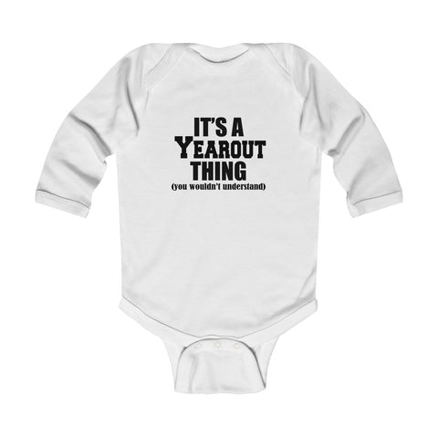 Baby Onesie Long Sleeve