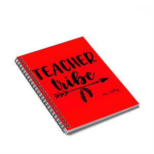 Spiral Notebook - Ruled Line - BR