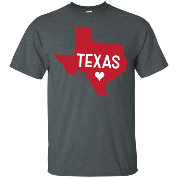 Home State Tshirt Texas