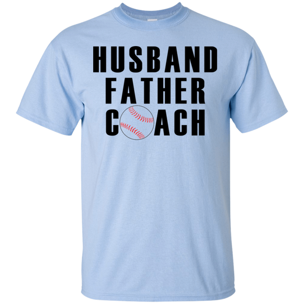 Husband, Father, Coach