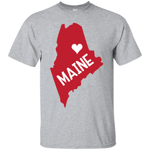 Home State Tshirt Maine