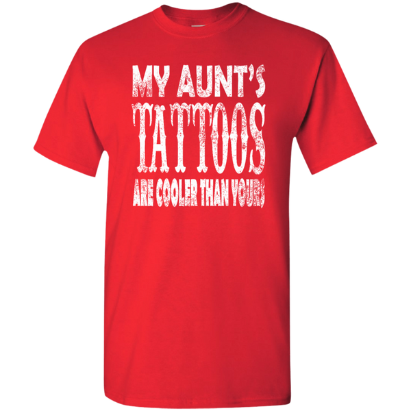 Aunt's Tattoos Youth Shirt