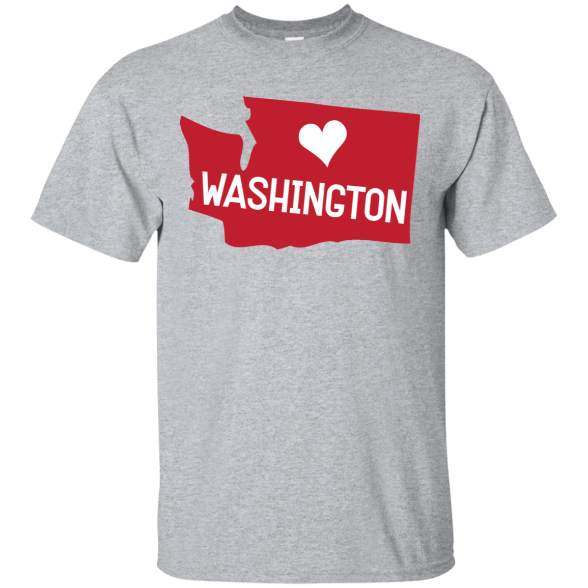 Home State Tshirt Washington