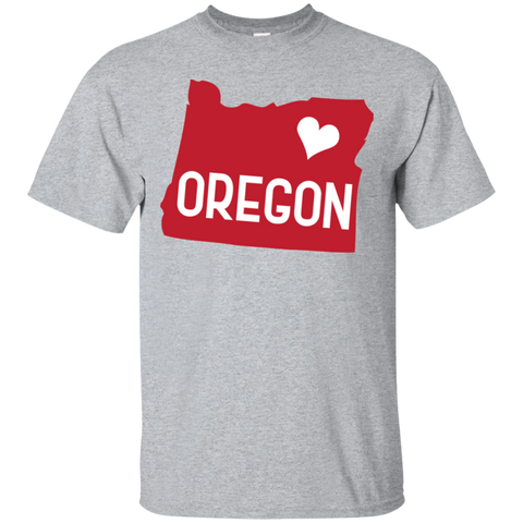 Home State Tshirt Oregon