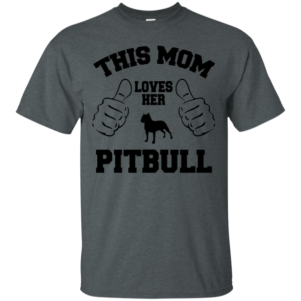 Mom Loves Pitbull