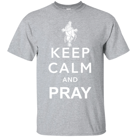 Keep Calm & Pray