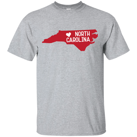 Home State Tshirt North Carolina
