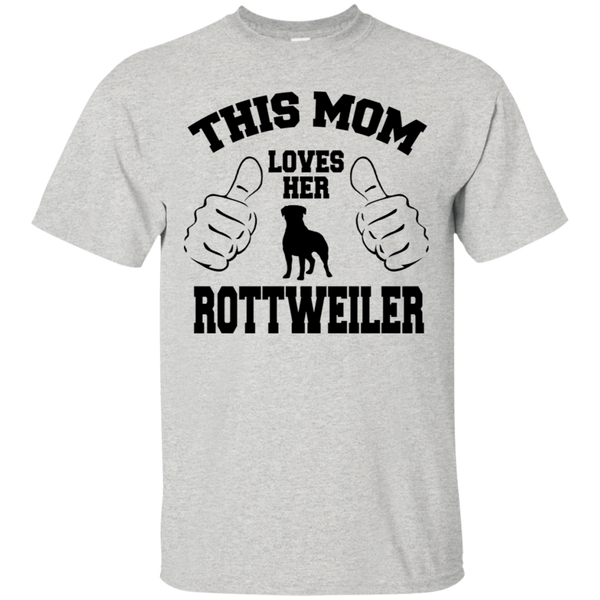 Mom Loves Rottweiler 2