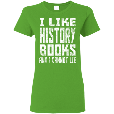 I like History Books - Ladies